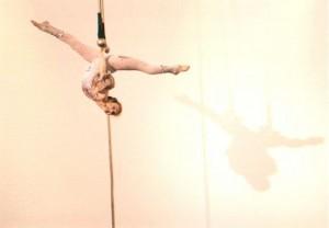 Sardinia trapeze splits